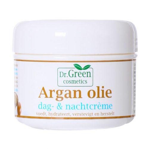 Argan Dag- & nachtcrème 125 ml